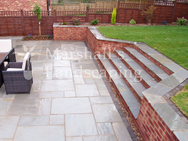 Garden Landscaping in Wetherby