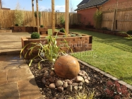 Garden Landscaping Project 9