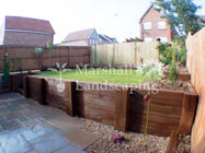 Garden Landscaping Project 20