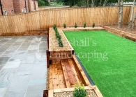 Garden Landscaping Project 22 - Photo 4