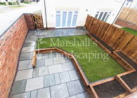 Wetherby Garden Landscaping Project 30 - Photo 4