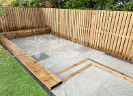 Leeds Garden Landscaping Project 38 - Photo 2