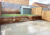 Barnsley Garden Landscaping Project 39 - Photo 2