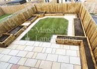 Harrogate Garden Landscaping Project 44 - Photo 5