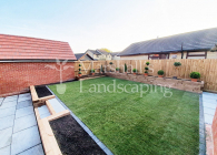 Huddersfield Garden Landscaping Project 45 - Photo 4