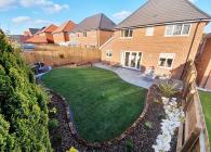 Huddersfield Garden Landscaping Project 46 - Photo 2