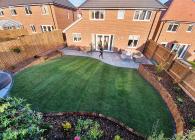 Huddersfield Garden Landscaping Project 46 - Photo 3