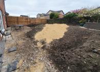 Huddersfield Garden Landscaping Project 46 - Photo 5