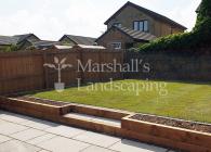 Huddersfield Garden Landscaping Project 47 - Photo 3