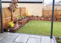 Leeds Garden Landscaping Project 48 - Photo 1