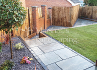 Leeds Garden Landscaping Project 52 - Photo 4