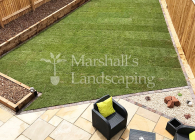 Dewsbury Garden Landscaping Project 58 - Photo 1