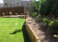 Huddersfield Garden Landscaping Project 59 - Photo 1