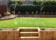 Huddersfield Garden Landscaping Project 59 - Photo 2