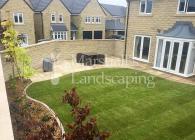 Blackley Huddersfield Garden Landscaping Project 65 - Photo 2