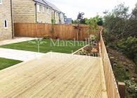 Blackley Huddersfield Garden Landscaping Project 66 - Photo 3