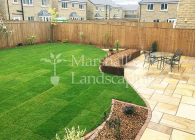 Blackley Huddersfield Garden Landscaping Project 67 - Photo 1