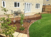 Blackley Huddersfield Garden Landscaping Project 67 - Photo 2