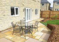 Blackley Huddersfield Garden Landscaping Project 67 - Photo 3