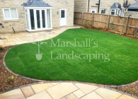 Lepton Huddersfield Garden Landscaping Project 69 - Photo 1