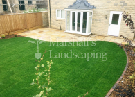 Lepton Huddersfield Garden Landscaping Project 69 - Photo 2