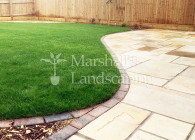 Lepton Huddersfield Garden Landscaping Project 69 - Photo 4