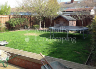East Ardsley Wakefield Garden Landscaping Project 71 - Photo 4