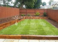 Huddersfield Garden Landscaping Project 72 - Photo 1