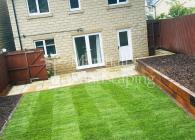 Huddersfield Garden Landscaping Project 72 - Photo 2