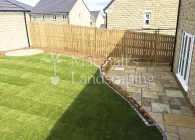 Lindley Huddersfield Garden Landscaping Project 73 - Photo 1