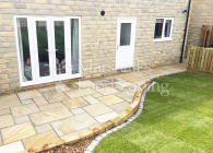 Lindley Huddersfield Garden Landscaping Project 73 - Photo 2