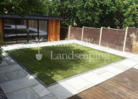 Cleckheaton Garden Landscaping Project 75 - Photo 2