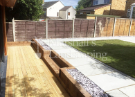 Cleckheaton Garden Landscaping Project 75 - Photo 3
