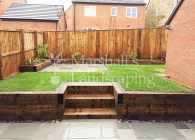 Rothwell Leeds Garden Landscaping Project 77 - Photo 2