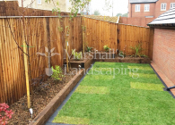 Rothwell Leeds Garden Landscaping Project 77 - Photo 3
