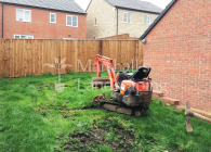 Rothwell Leeds Garden Landscaping Project 77 - Photo 4
