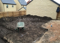 Garden Landscaping Project 2 - Photo 2
