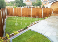 Wrenthorpe Wakefield Garden Landscaping Project 85 - Photo 2