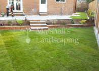 Wrenthorpe Wakefield Garden Landscaping Project 85 - Photo 3