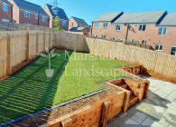 Wrenthorpe Wakefield Garden Landscaping Project 86 - Photo 1