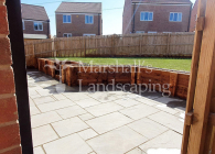 Wrenthorpe Wakefield Garden Landscaping Project 86 - Photo 2