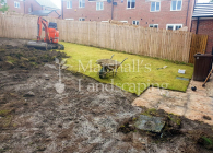 Wrenthorpe Wakefield Garden Landscaping Project 86 - Photo 4
